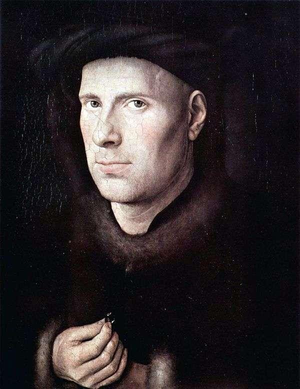 Jan de Leeuw   Jan van Eyckの肖像