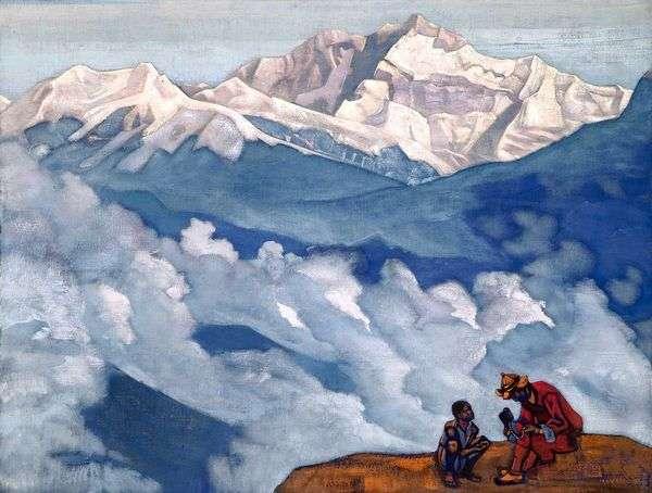 パールオブクエスト   Nicholas Roerich