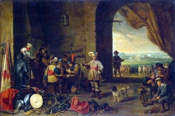 ガード   David Teniers