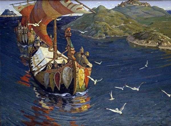 海外からのゲスト   Nicholas Roerich