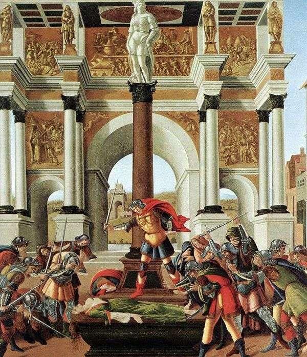 ルクレティアの歴史   Sandro Botticelli