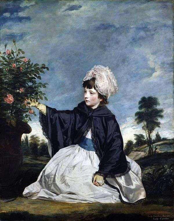 Lady Carolina Howard   レイノルズジョシュア