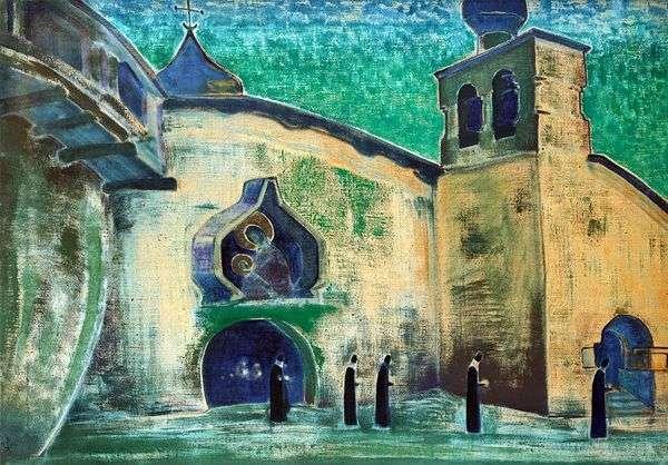 そして私達は光を運ぶ   Nicholas Roerich