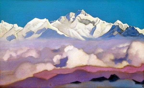 カンチェンジュンガ   Nicholas Roerich