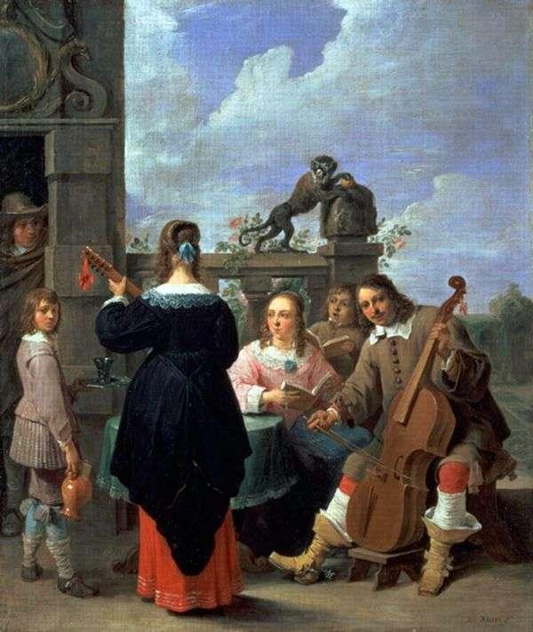 ファミリーアーティスト   David Teniers