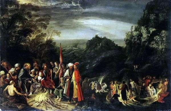 マルタ島の使徒パウロの奇跡   David Teniers