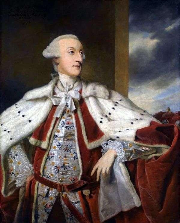 Thomas Bruce Brudenel   Reynolds Joshuaの肖像