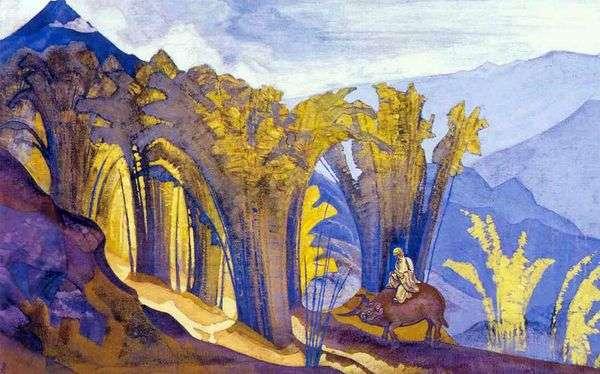 ラオスツェー   Nicholas Roerich