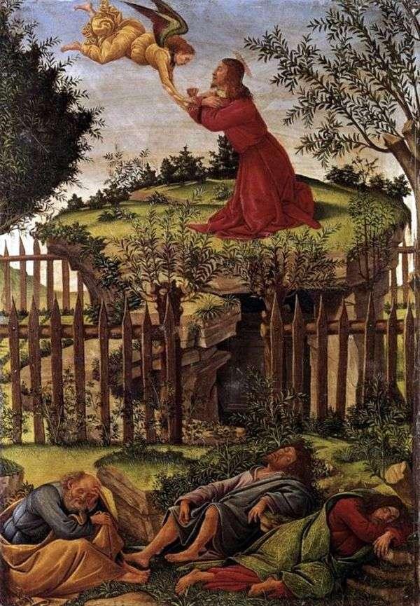 ボウルのための祈り   Sandro Botticelli