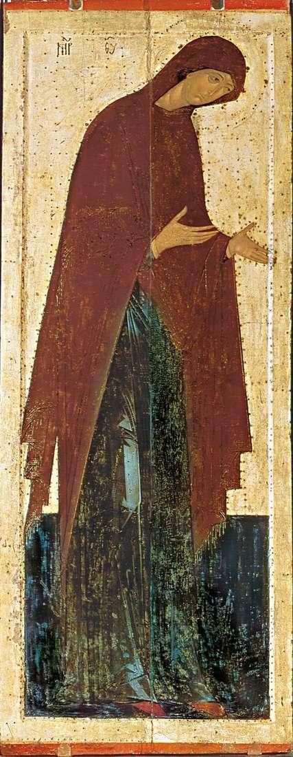 聖母   ディオニュジウス