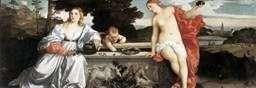 地上の天国の愛   Titian Vechelio