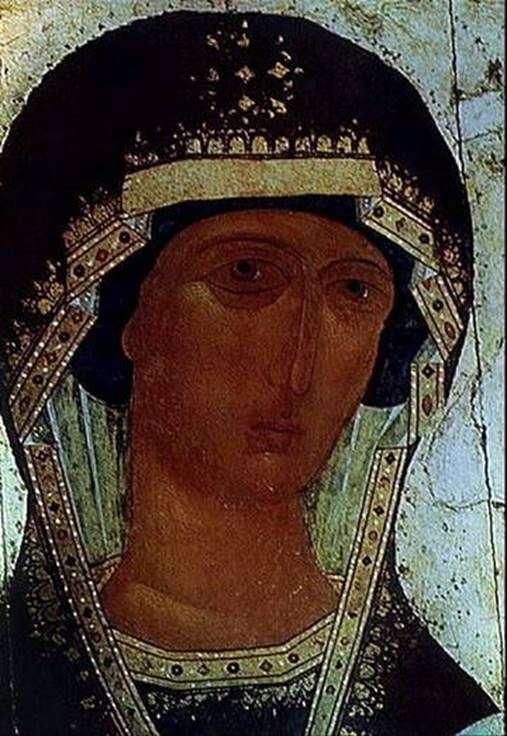 聖母子のイメージ   ディオニュジウス