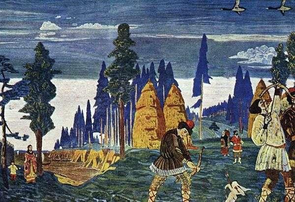ポモリアン   Nicholas Roerich