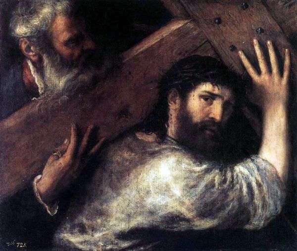 十字架を担う   Titian Vecellio