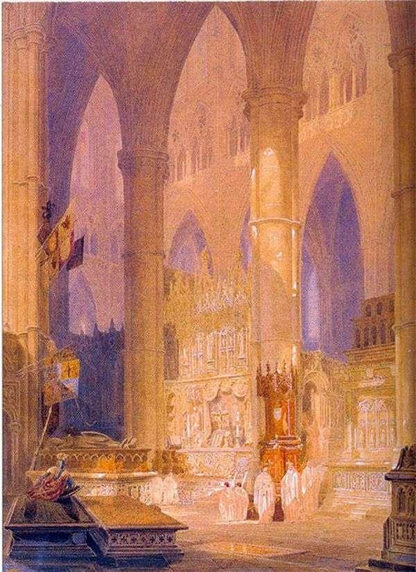 カナ大聖堂   William Turner