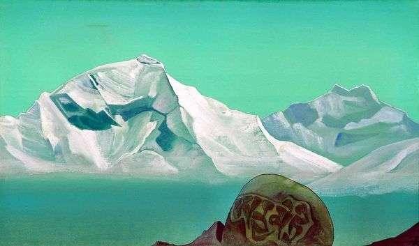 Kailash   Nicholas Roerichへの道