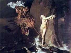 魅惑のアンジェリカ   Jean Auguste Dominique Ingres