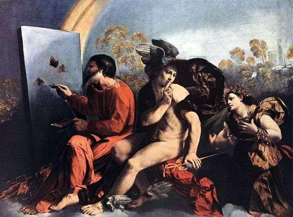 木星、水星と徳   Dossi Dosso