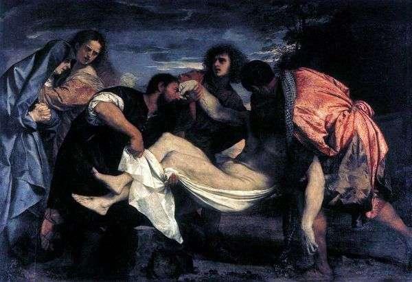 墓   Titian Vecellio