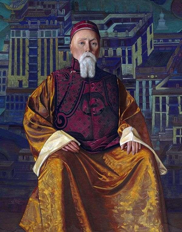 N. K. レーリッヒ   Svyatoslav Roerich