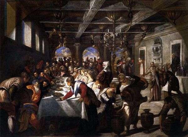 カナリア・オブ・ガリリー   Jacopo Tintoretto