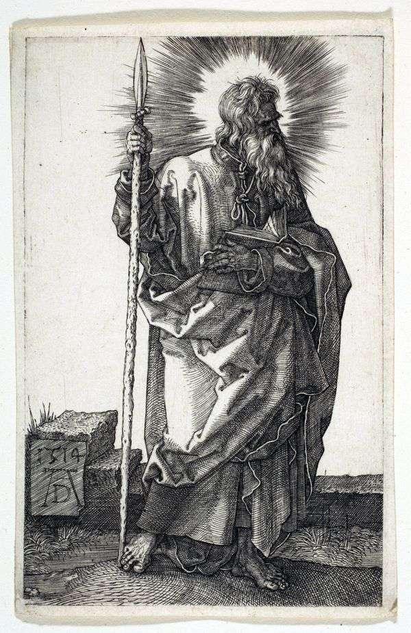使徒   アルブレヒトデューラー