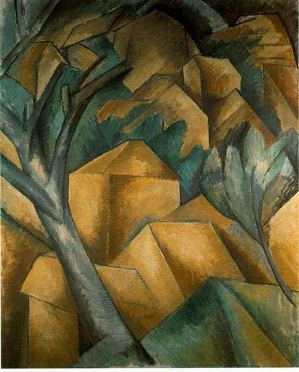 Estac   Georges Braqueの家