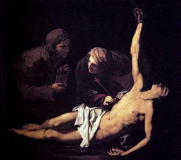 聖セバスチャンの殉教   フセペ・リベーラ