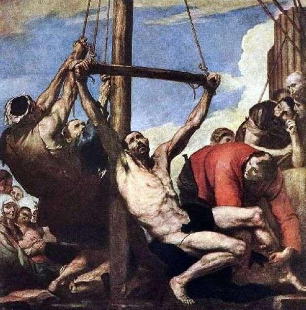 聖フィリップの殉教   ユセペ・リベーラ