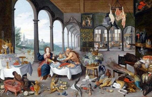 味の寓意   Peter Bruegel