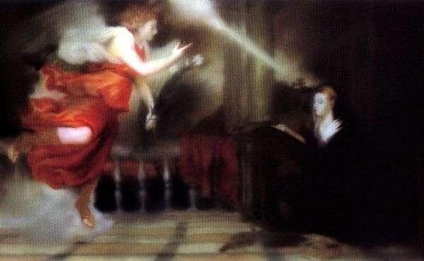 Titianの受胎告知   Gerhard Richter
