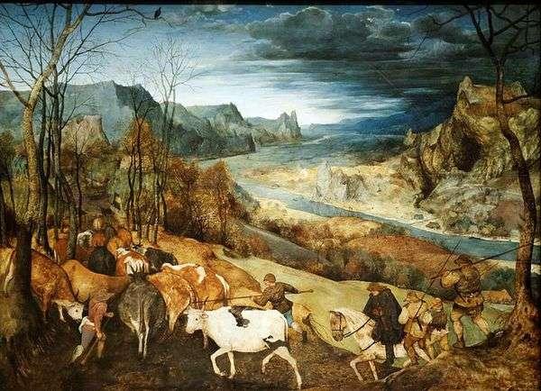 群れリターン   Peter Bruegel