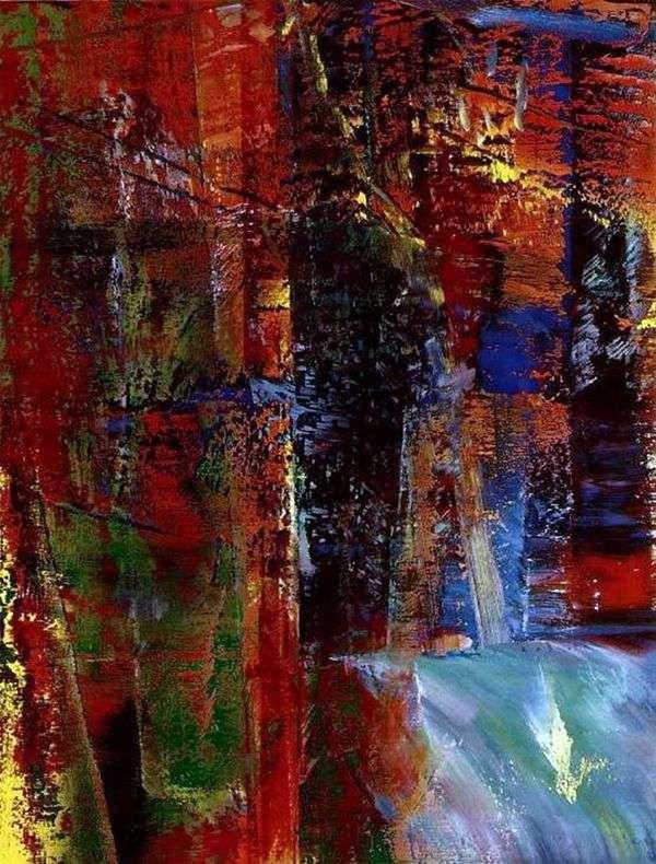 闇   Gerhard Richter