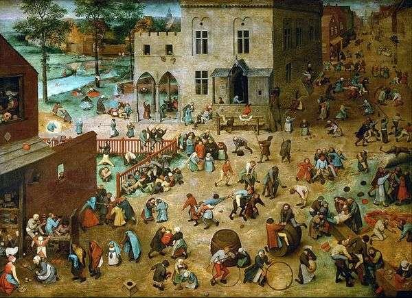 キッズゲーム   Peter Bruegel