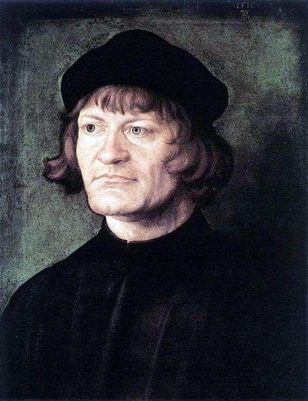 「クレリック」の肖像   Albrecht Durer