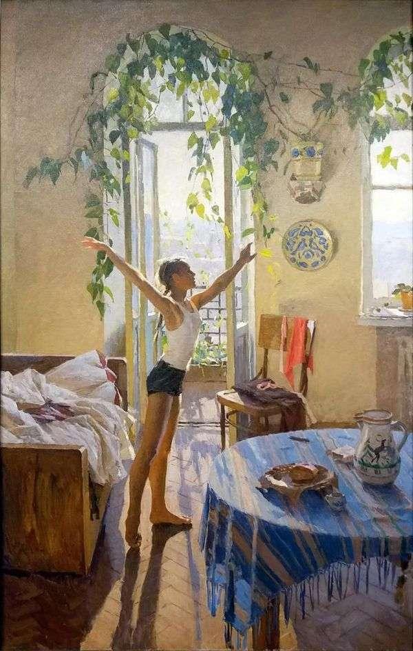 朝   Tatiana Yablonskaya