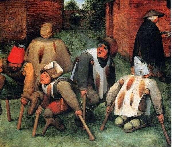 クリップル   Peter Bruegel