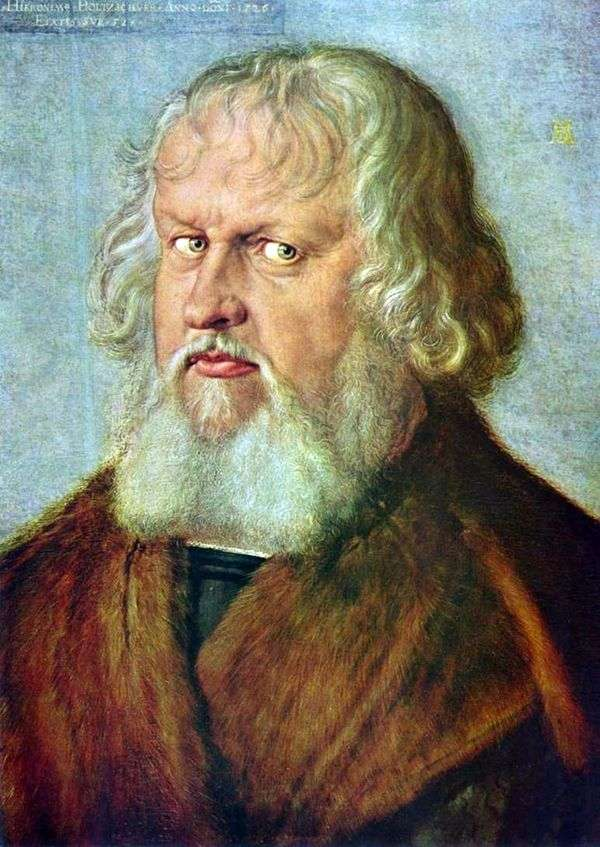 Jerome Holtschuera   Albrecht Durerの肖像