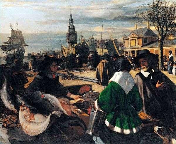 ポートマーケット   Emanuel de Witte