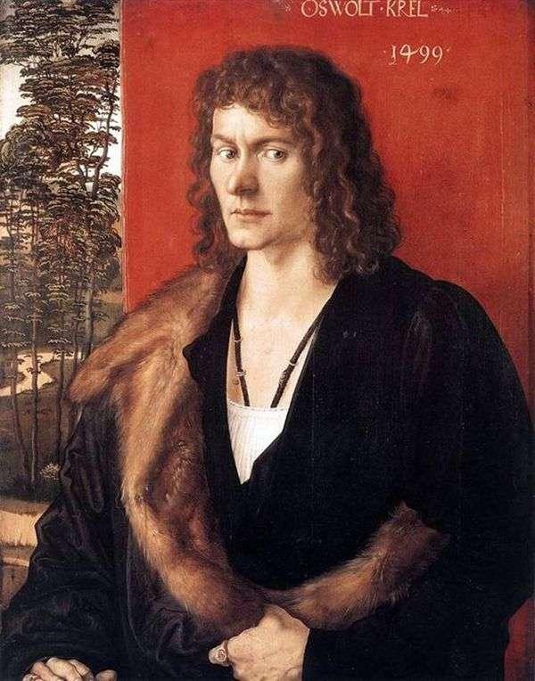 Oswald Crell   Albrecht Durerの肖像