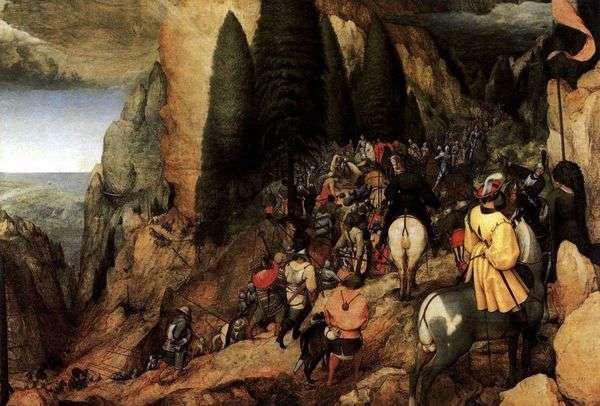 サウルの魅力   Peter Bruegel