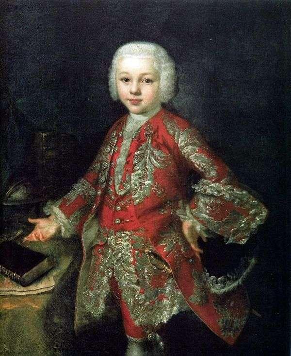 Vasily Daragan   Ivan Vishnyakovの肖像