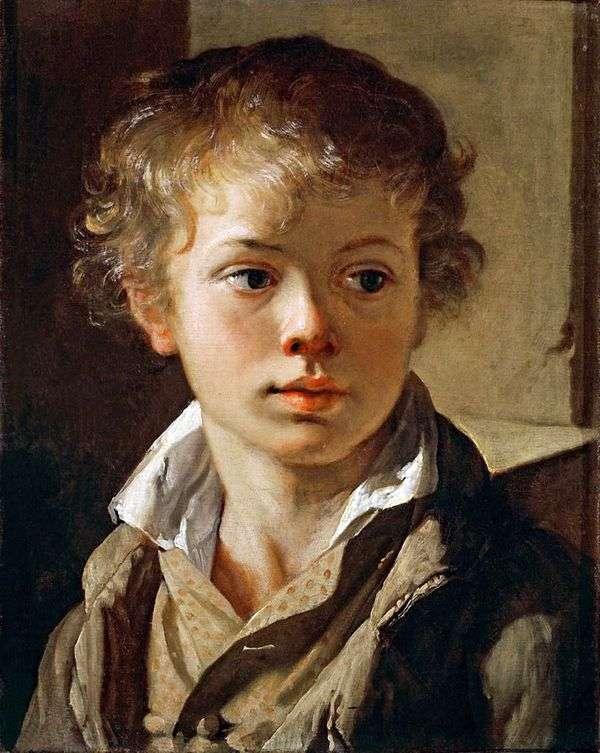 Arseny Vasilyevichトロピニン   Vasily Tropininの肖像