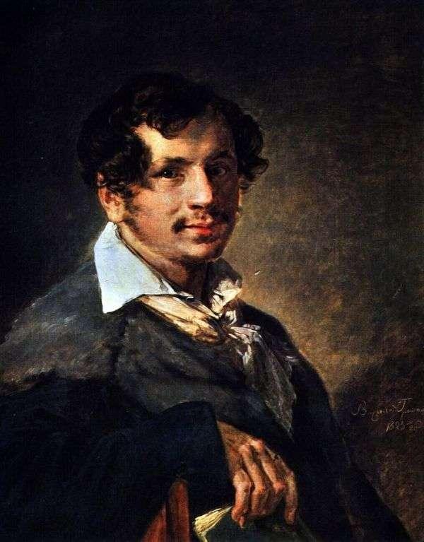 ブラコフ   ヴァシリー・トロピニンの肖像画