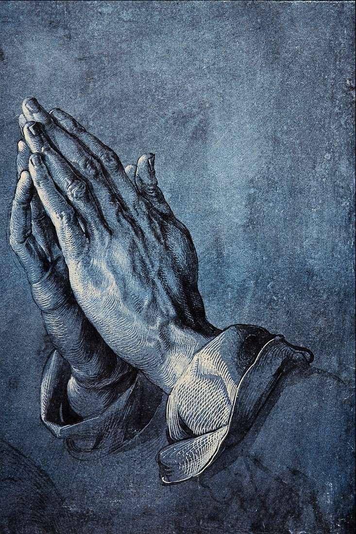 祈っている手   Albrecht Durer