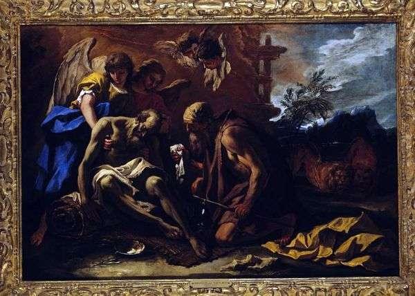 使徒パウロの死   Sebastiano Ricci