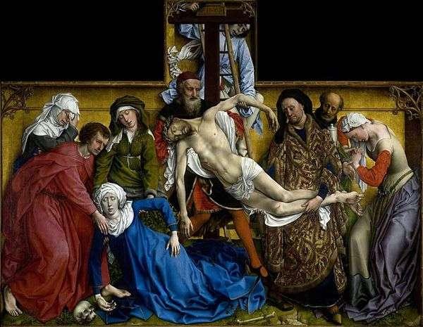 ケーキの除去   Rogier van der Weyden