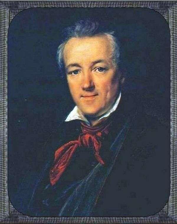 P. F. Sokolov   ヴァシリートロピニンの肖像