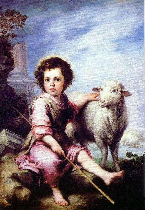 The Good Shepherd   バルトロメエステバンムリーリョ