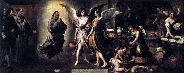 天使の台所   バルトロメオエステバンムリーリョ